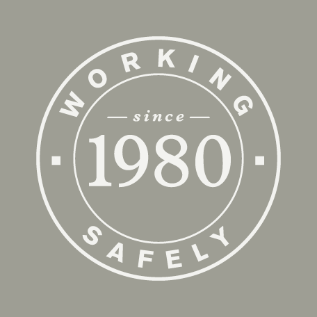 Working safely since 1980