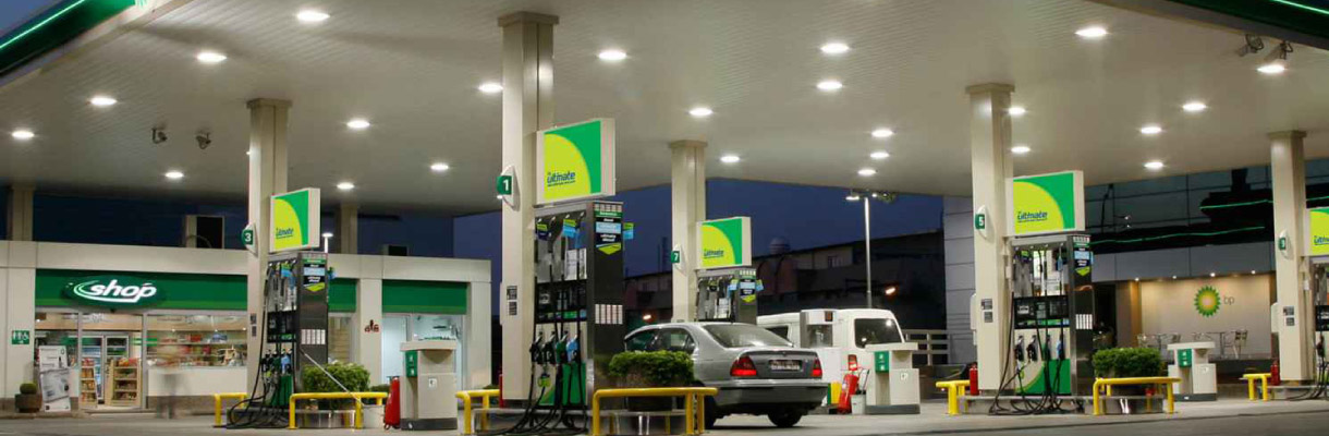 BP Ford Shrewsbury