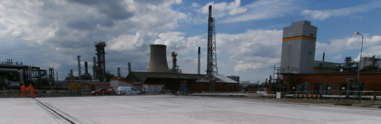 Essar Oil Refinery