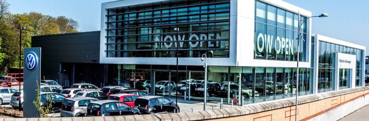 Volkswagen rebrand